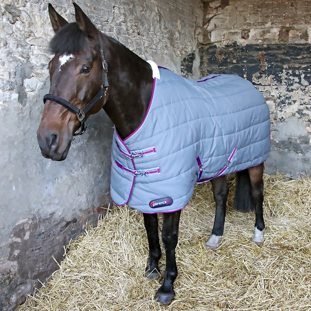 Hy DefenceX System 300g Heavyweight Stable Rug