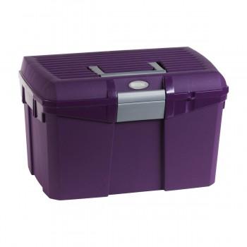 Purple/Grey Tack Box