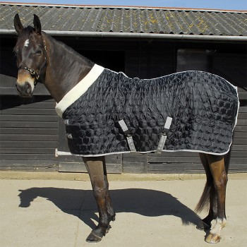 Rhinegold Detroit Hexagon 150g Stable Rug