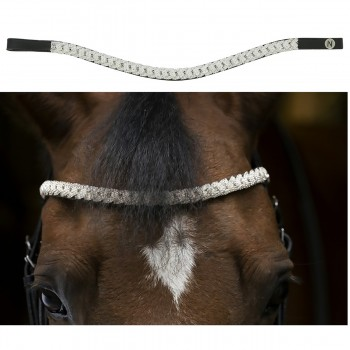 Norton Pro Shiny Crystal Browband