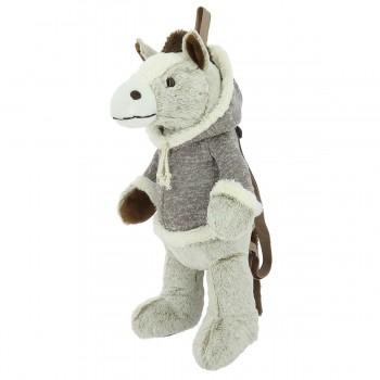Equi-Kids Plush Horse Backpack