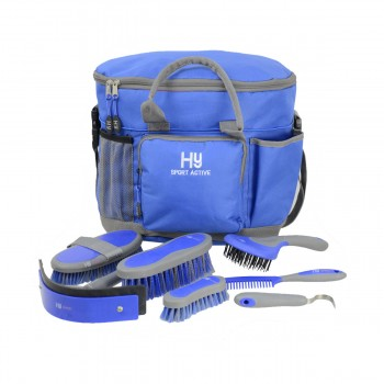 Hy Sport Active Complete Grooming Kit & Bag