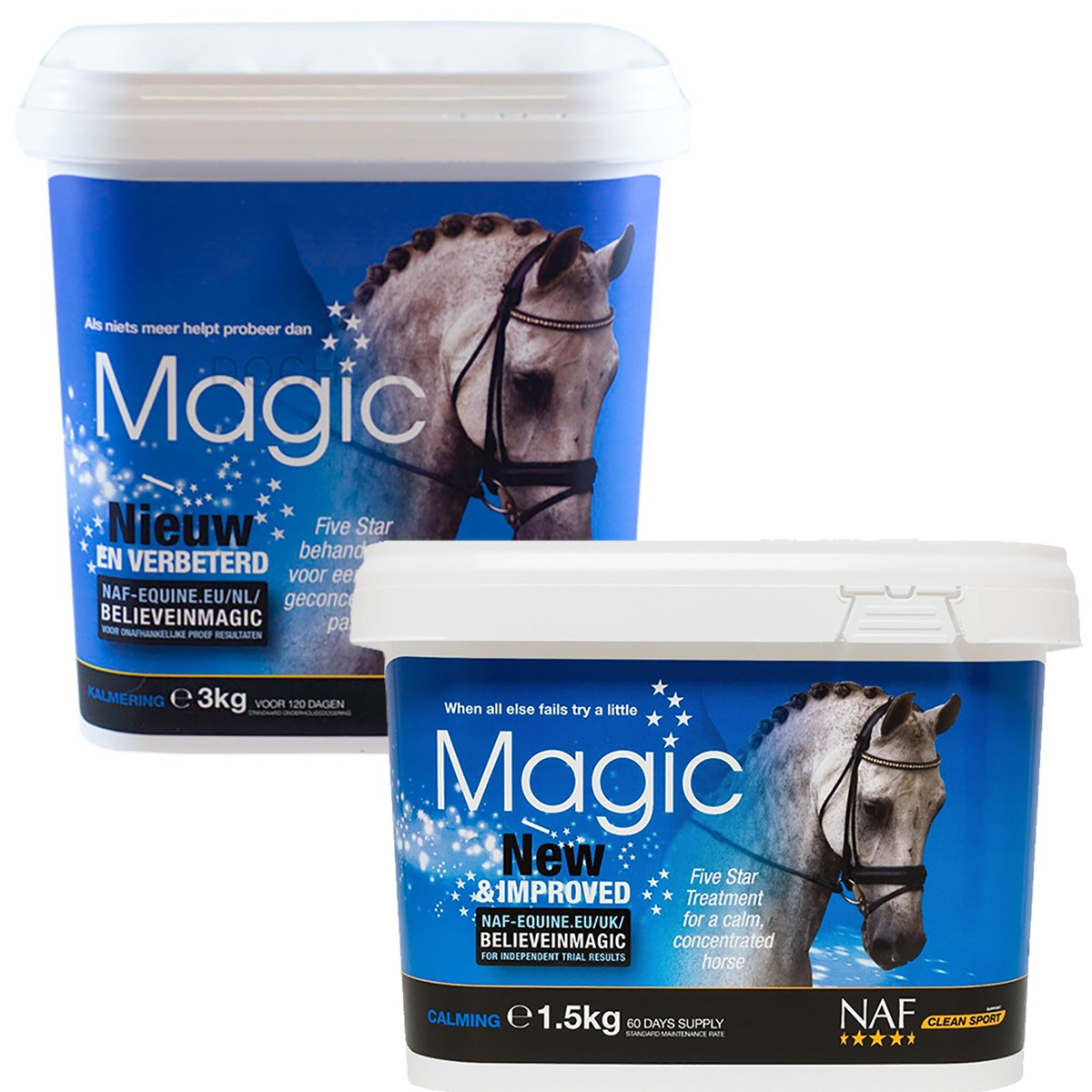 NAF Five Star Magic Horse Calmer