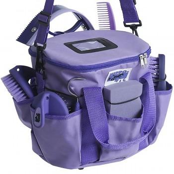 Hippotonic Pro 3 Purple Grooming Kit & Bag