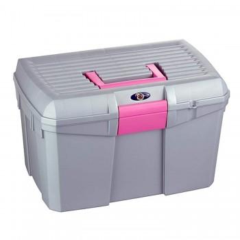 Grey/Pink Tack Box