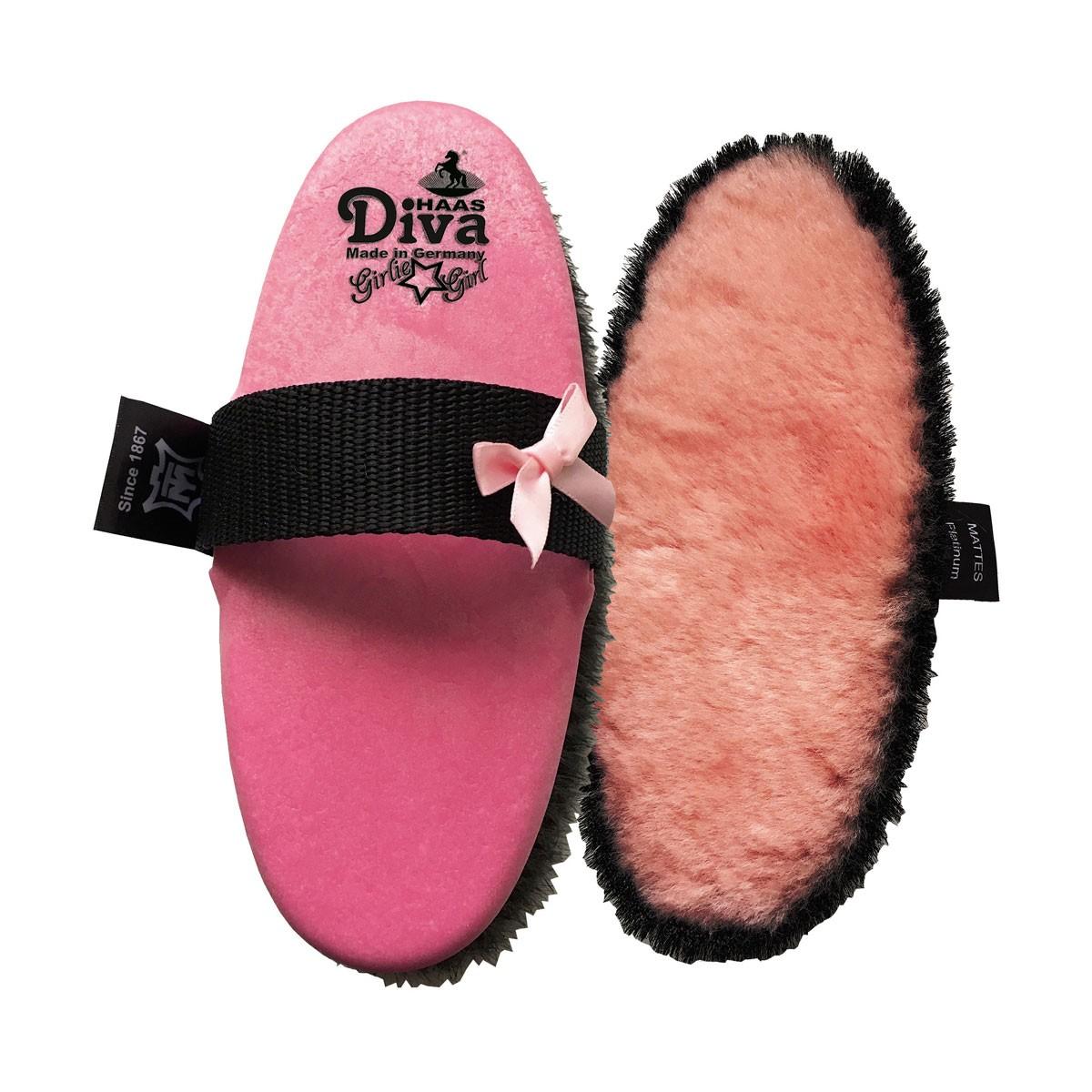 Haas Diva Girlie Girl Brush