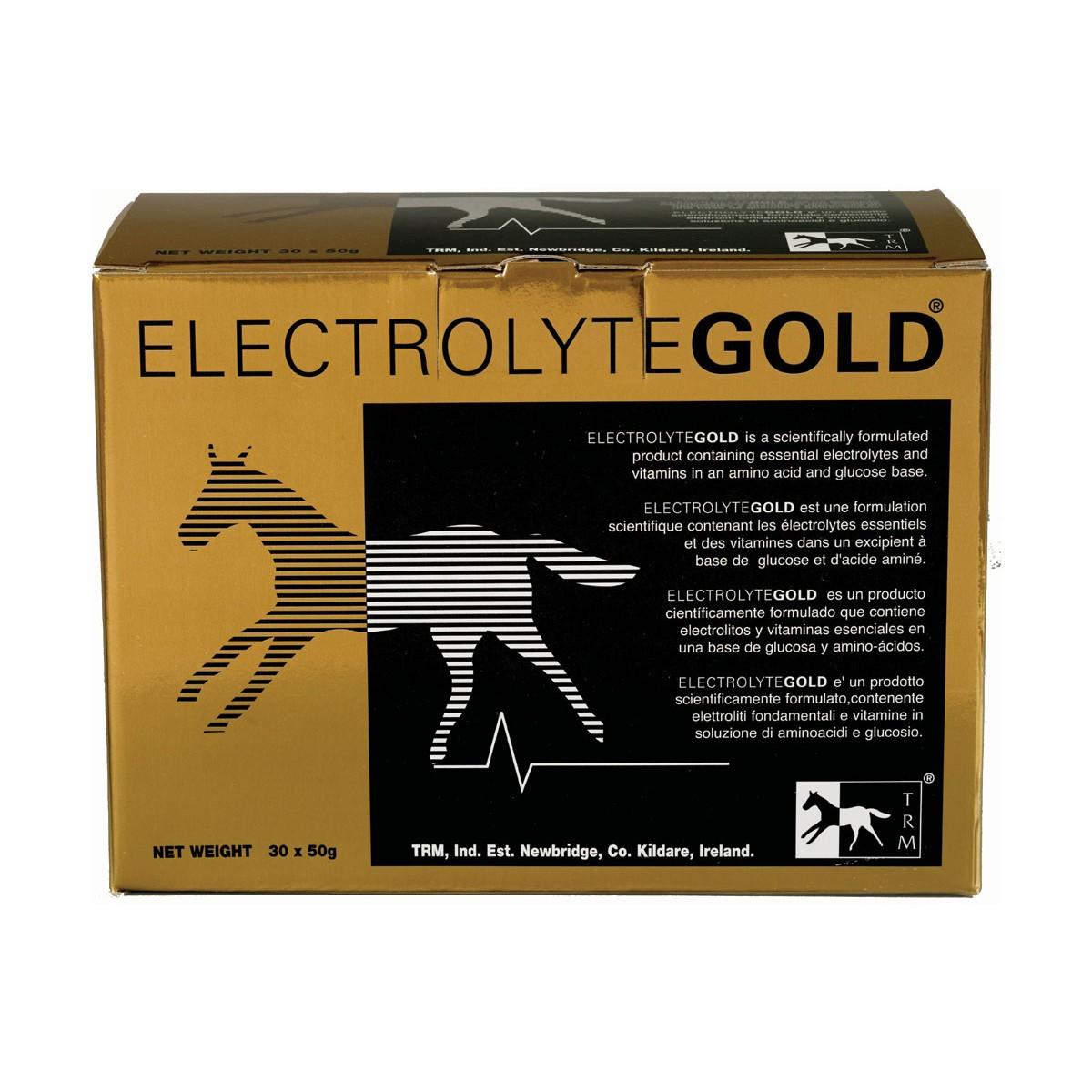 TRM Electrolyte Gold (30 x 50g Sachets)