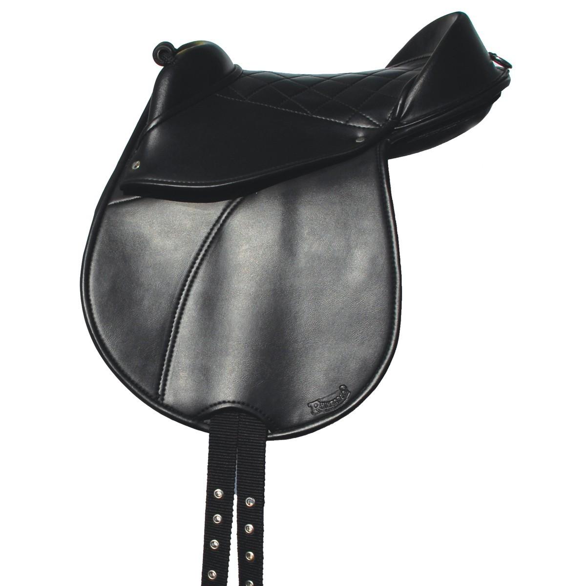 """Rhinegold Synthetic 10"""" Cub Saddle"""