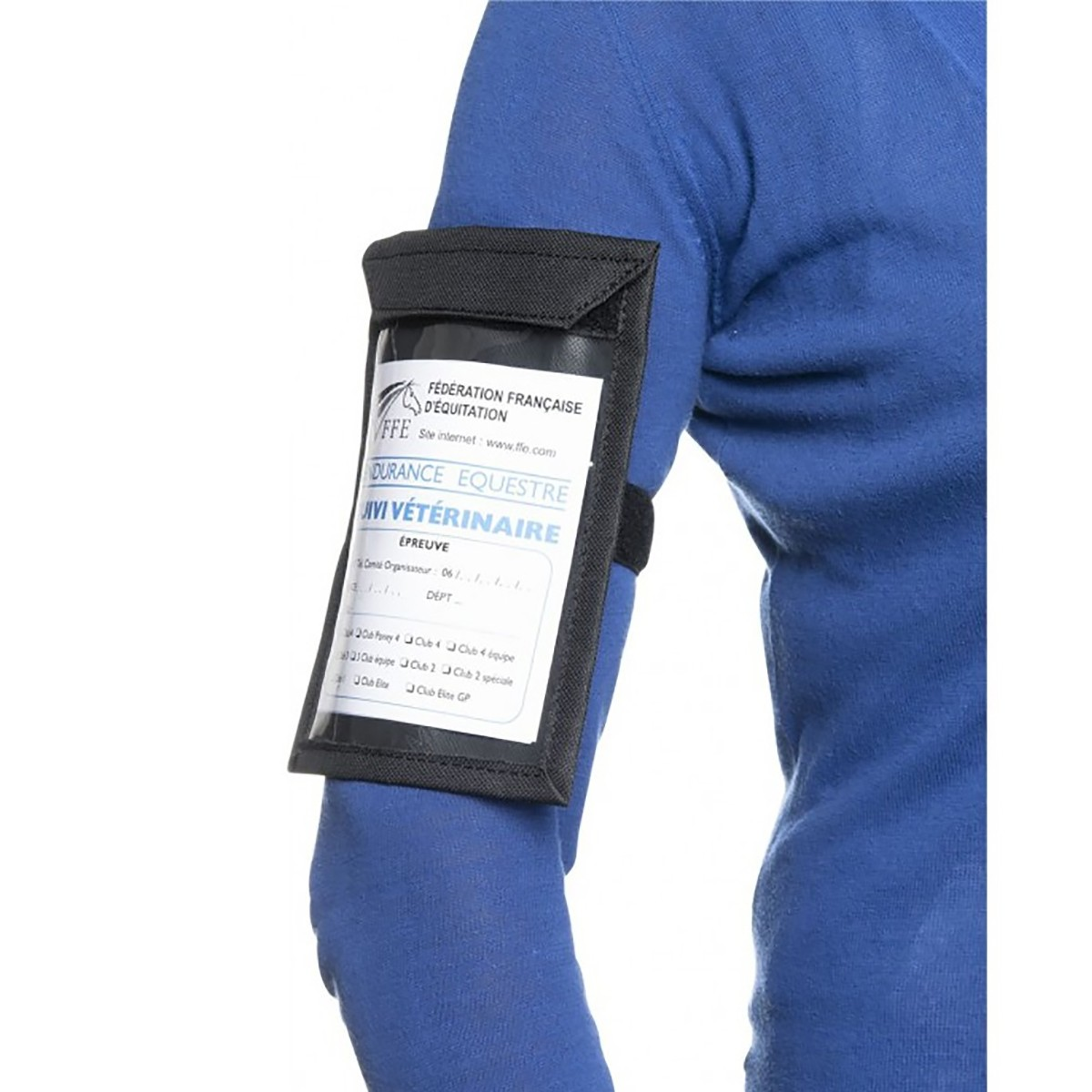 Medical Card Holder Armband