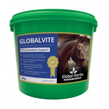 Global Herbs GlobalVite Supplement