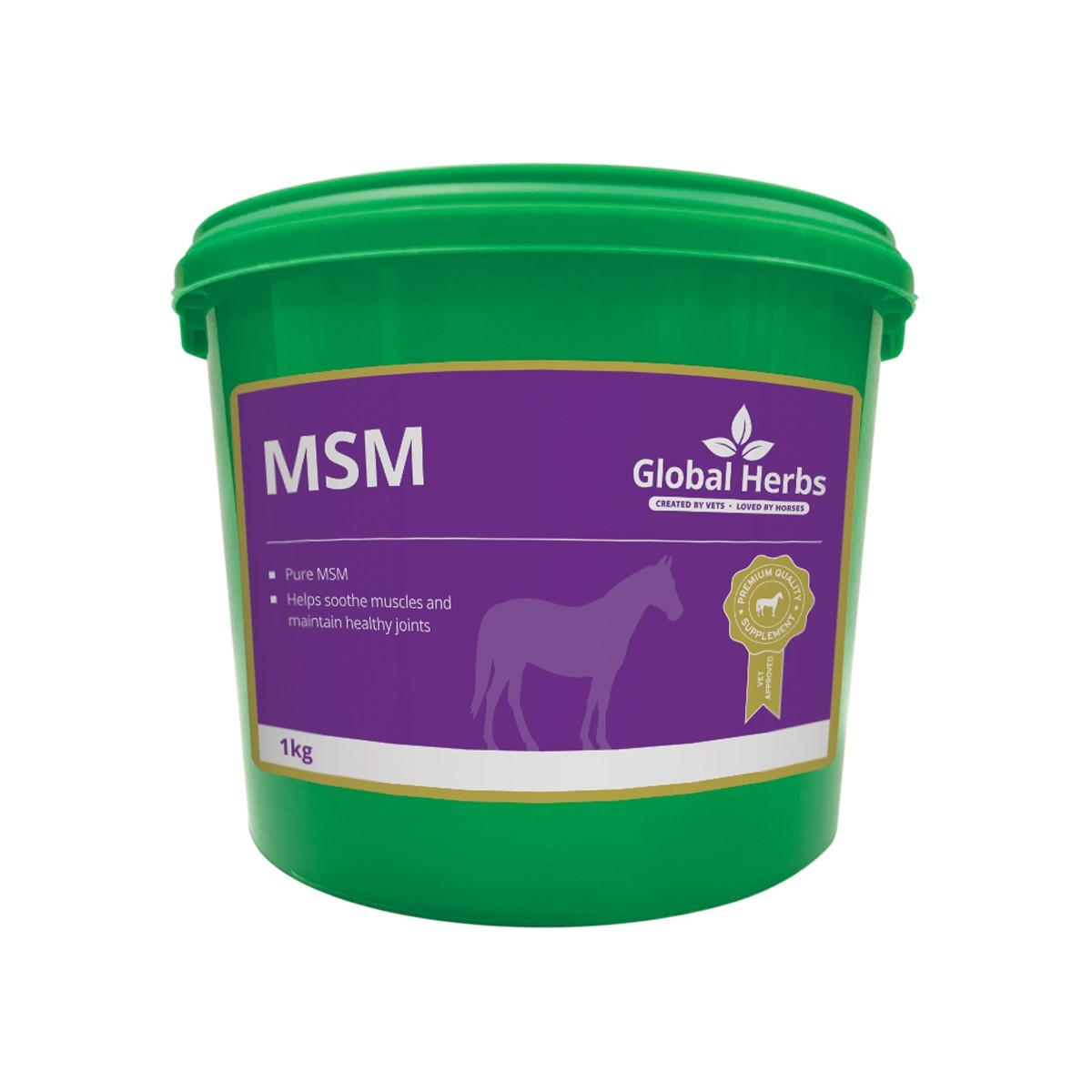 Global Herbs Pure MSM
