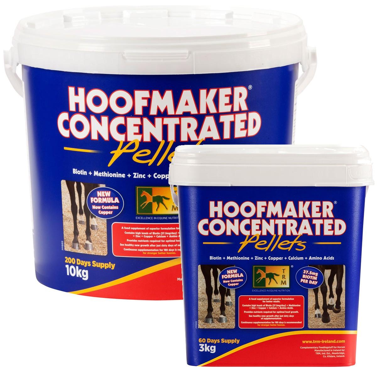 TRM Hoofmaker Concentrated Pellets Supplement