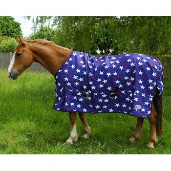 Rhinegold Stars Torrent Lightweight Turnout Rug