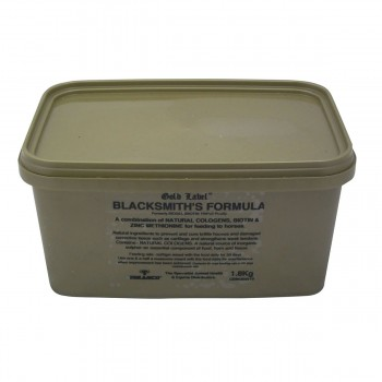 Gold Label Blacksmith's Formula Hoof Supplement