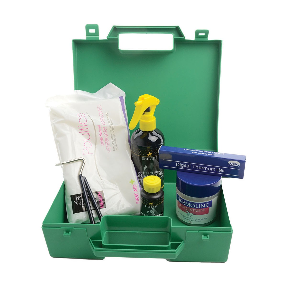 Lincoln Horse First Aid Kit