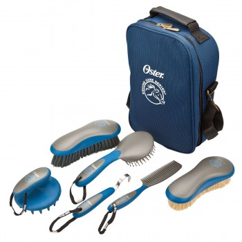 Oster Blue 7 Piece Grooming Kit
