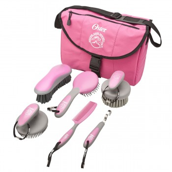 Oster Pink 7 Piece Grooming Kit