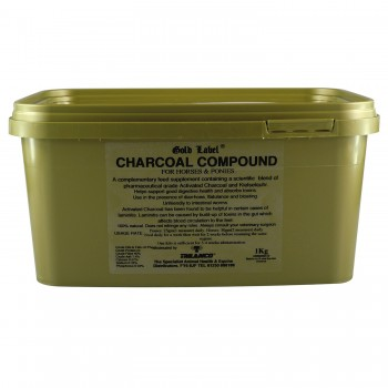 Gold Label Charcoal Compound Supplement