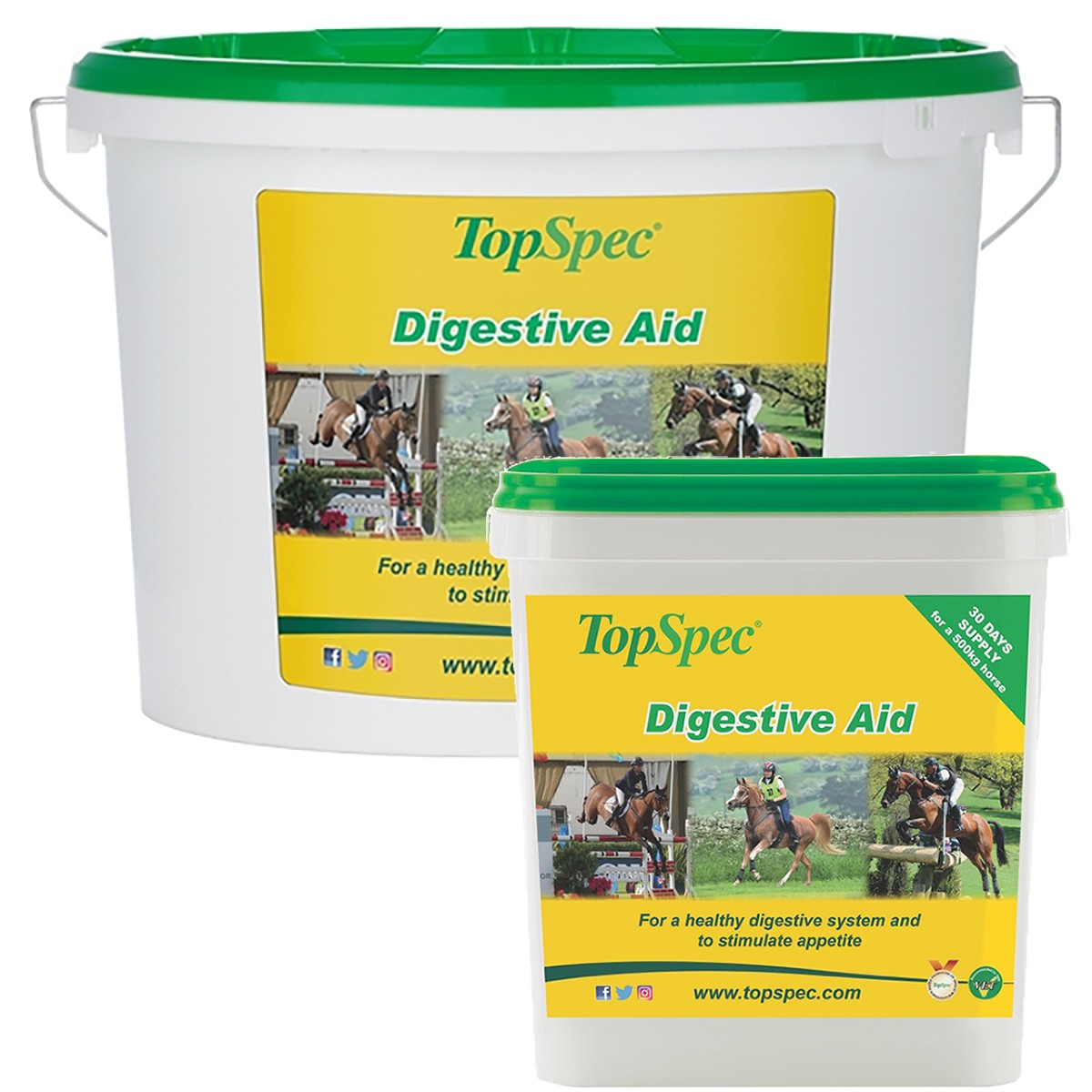 Topspec Digestive Aid Supplement