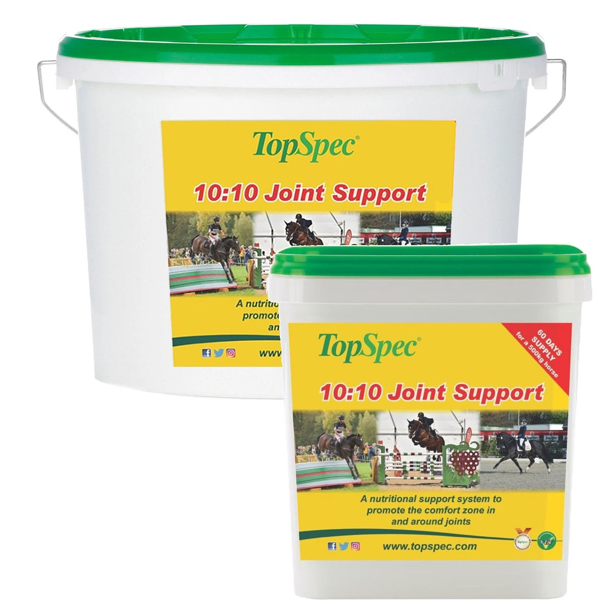 Topspec 10:10 Joint Support Supplement