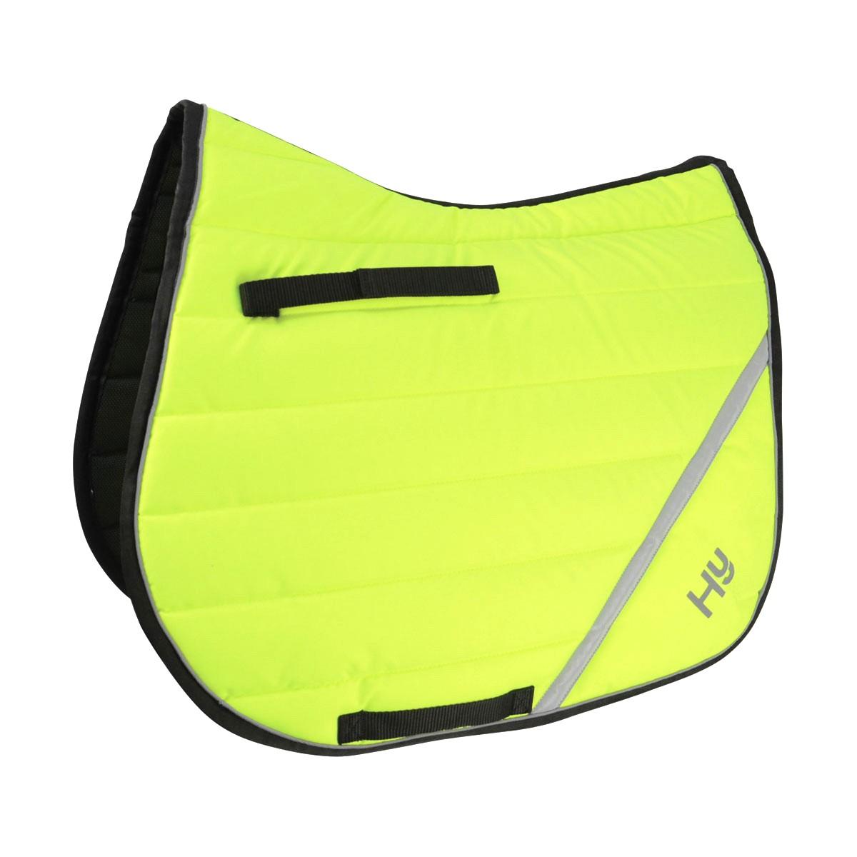HyVIZ Reflector Comfort Saddle Pad