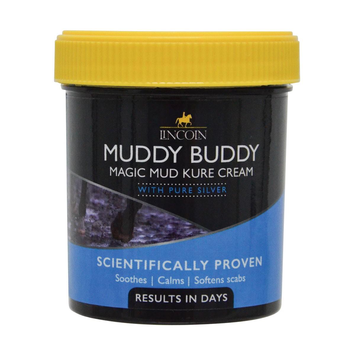 Lincoln Muddy Buddy Magic Mud Kure Cream