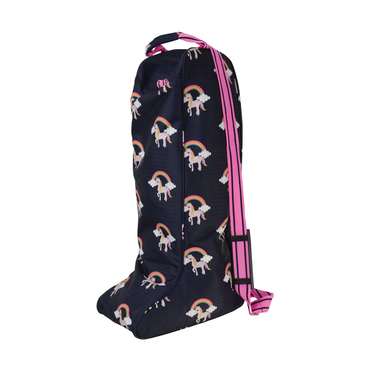 Hy Unicorn Long Boots Bag