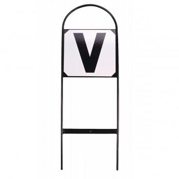 Set Of 12 Tread In Hoop Dressage Arena Letter Markers