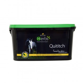 Lincoln Herbs Quititch