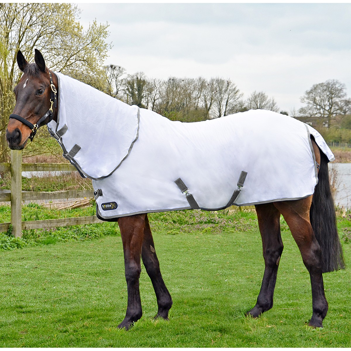 Hy StormX Original Warrior Fly Rug With Detachable Neck