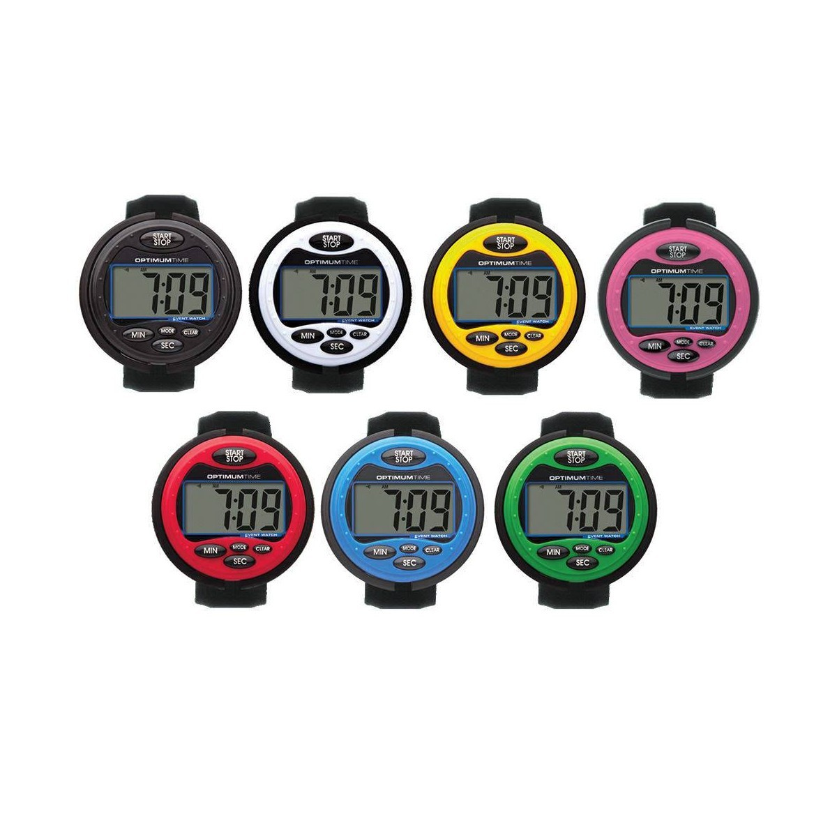 Optimum Time OE Series 3 (390 Range) Event Watch