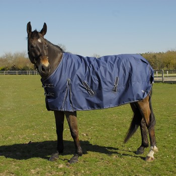 Rhinegold 600D 100g Arizona Navy Turnout Rug