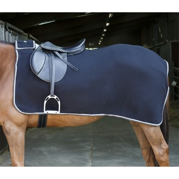 Riding World Black Fleece Exercise Rug